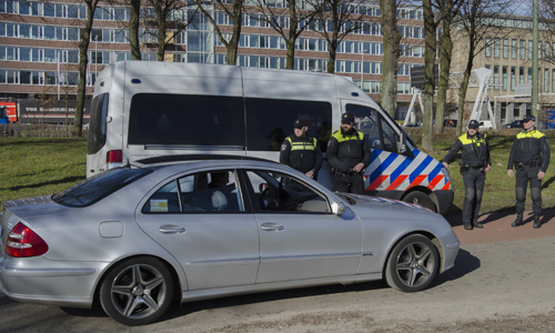 Boze taxichauffeurs eisen verbod op Uper-Pop108