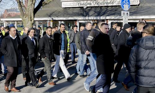 Boze taxichauffeurs eisen verbod op Uper-Pop149