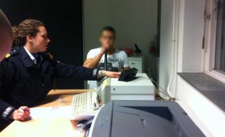 28 februari Een nachtdienst als burger in blauw bij Politie Delft