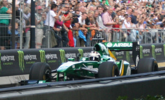 18 augustus 9e Editite city racing Rotterdam