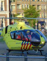 16 juni Hulpdiensten rukken uit voor medische noodsituatie Voorstraat Delft