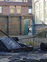15 juni Brand bij kinderdagverblijf Lethmaetstraat Gouda