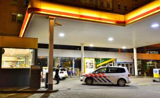 14 december Overval op tankstation Shell Rijswijkseweg Den Haag