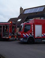 22 november Kleine brand in woning Vlotlaan Monster