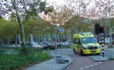 24 september Fietser gewond bij aanrijding met auto Schoemakerstraat Delft