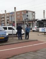 Aanrijding tram versus auto