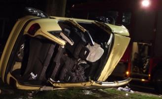 Vrouw zwaargewond na ongeval Carnissesingel Rotterdam