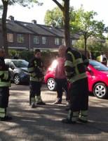 27 mei Kleine Keukenbrand in woning Hoogvliet