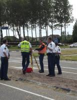 10 juni Meerdere gewonden na aanrijding busje met lijnbus Hellevoetsluis