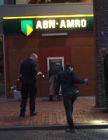 15 juni Plofkraak op geldautomaat ABN-Amro Barendrecht