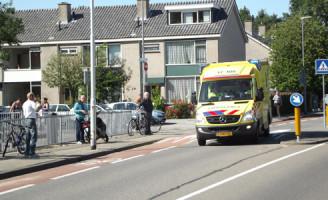25 juni Dodelijk ongeval tussen motor en een fietser Hoogvliet