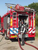 25 juli Melding gebouwbrand blijkt buitenbrand te zijn