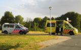 26 juli Twee gewonden na aanrijding tussen scooter en fietser Offenbachplantsoen Berkel en Rodenrijs