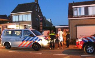 17 augustus Brandweer ingezet voor storing in bezinepomp Noordeindseweg Berkel en Rodenrijs