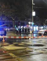 12 April Politie schiet op verdachte met mes bij aanhouding Hobbemaplein Den Haag