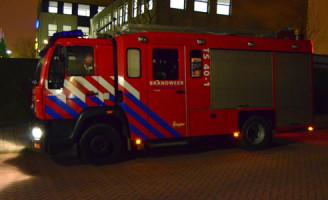 18 november Aangebrand broodje zorgt voor stank in politiebureau