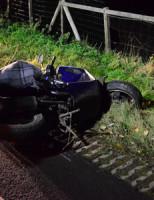 26 november Scooterrijder gewond na aanrijding met voetganger