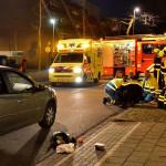 7 december Voetganger gewond na aanrijding Frankrijklaan Zoetermeer