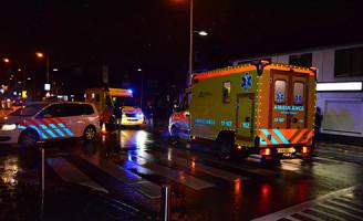 20 november Voetganger zwaargewond na aanrijding Kareldoormanstraat Spijkenisse