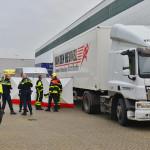 7 december Man met hoofd bekneld tussen laadklep Radonstraat Zoetermeer