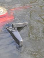 29 januari Man rijdt met scootmobiel het water in Den Haag