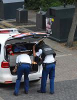 27 juli Politie valt woning binnen na melding mogelijk vuurwapen