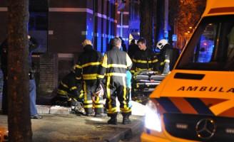 17 mei Groot Hertoginnelaan eenzijdig ongeval