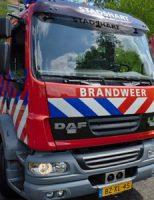 20 mei Middelbrand in leegstaand pand Boerhavelaan Zoetermeer