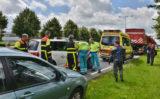 29 juni Melding grasmaaier te water blijkt loos alarm Oostweg Zoetermeer