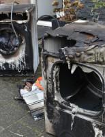 29 januari Wasdroger en wasmachine in brand in woning Tuindreef Zoetermeer