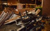 25 juli Auto zwaar beschadigd na brandstichting in stapel grofvuil Anna Blamanhove Zoetermeer