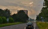 28 augustus Vier gewonden bij kop-staart aanrijding op Afrikaweg Zoetermeer