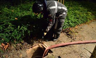 19 november Brandweer onderzoekt vreemde lucht Rhoon