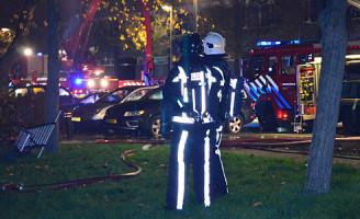 2 december Grote uitslaande brand in hoekwoning Vlaardingen