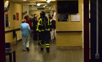 29 november Gewonde bij uitslaande brand Keverdijk Rotterdam