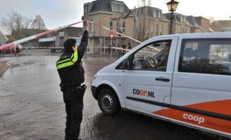 18 januari Flinke wateroverlast na graafwerkzaamheden Dorpstraat Zoetermeer