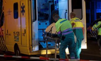 20 mei Fietser gewond na aanrijding Den Haag