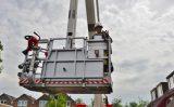 27 juni Jongen raakt gewond na spelen op het dak Moerbijgaarde Zoetermeer