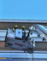3 mei Brandweer rukt uit voor brand in keuken Fonteinbos Zoetermeer