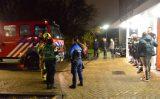 1 december Accu van E-Bike in brand gevlogen op galerij flat Granietgroen Zoetermeer
