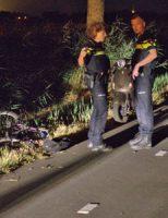 28 juli Twee scooterrijders gewond bij aanrijding langs N206 Zoetermeer