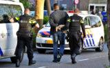 30 april Grote zoekactie naar man met vuurwapen Gaardedreef Zoetermeer