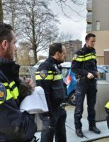18 december Brandweer blust brandje in woning, konijn gered Willem van Cleeflaan Zoetermeer