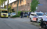 22 juni Traumahelikopter rukt uit voor val van trap Weidedreef Zoetermeer
