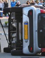12 maart Kind zwaargewond na aanrijding met auto Van Veendijk Den Haag