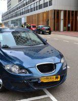7 september Bestuurder laat gewonden bijrijders achter na aanrijding Nederlandlaan Zoetermeer