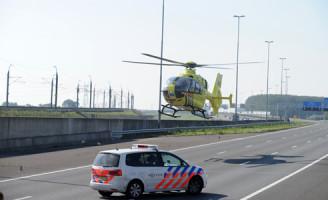 30 september Eenzijdig ongeval A4