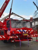 18 januari Storm richt veel schade aan in de regio Haaglanden [VIDEO]