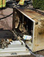 4 augustus Flinke rookontwikkeling in woning door brand Tremoliet Zoetermeer