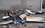 26 november Flinke rookontwikkeling bij brand in keuken van woning Zirkoon Zoetermeer